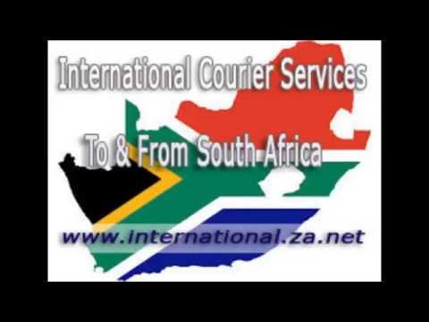 International Courier Services - Global Express To & From South Africa