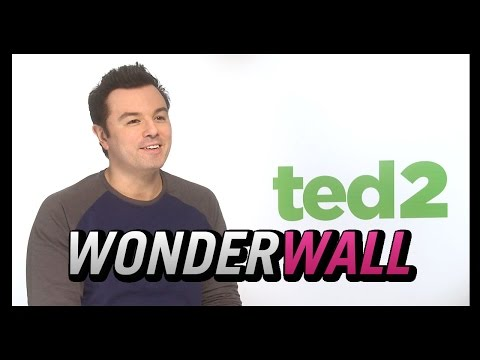 Mark Wahlberg, Amanda Seyfried and 'Ted 2' Co-Stars Dish on Celebrity Sperm Donors