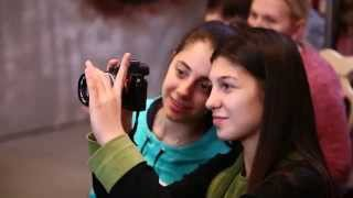 Открытый урок фотошколы Манхэттен 19 11 15