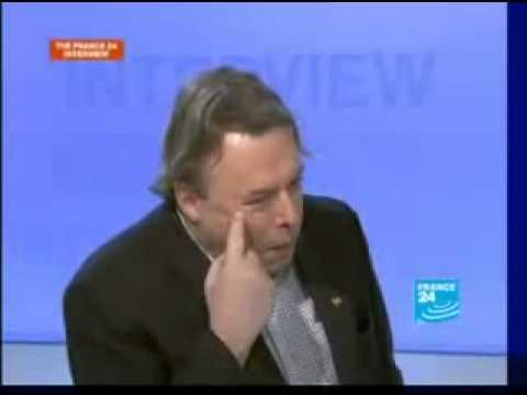 Christopher Hitchens France 24