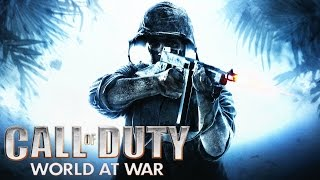 ORIGINAL NAZI ZOMBIES ON XBOX ONE! Call of Duty World at War Gameplay CoD5: WaW