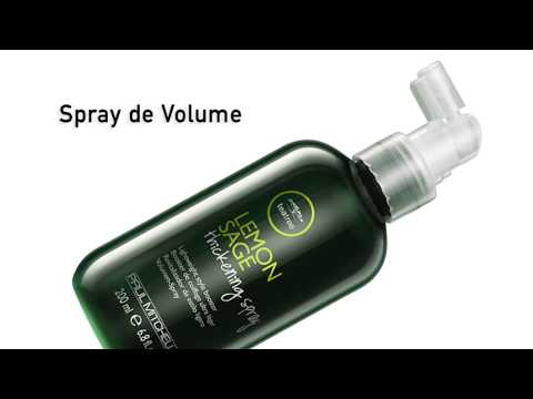 Tea Tree Lemon Sage Thickening Spray - Paul Mitchell - Chic Mix