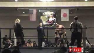 04/09/04 C.M. Punk vs. Masato Tanaka