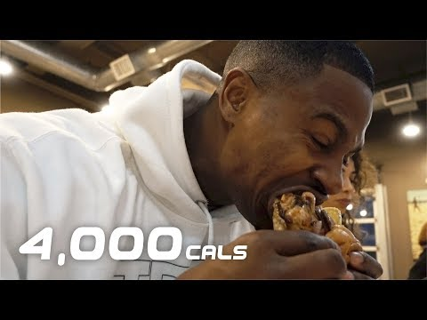 MY 4000 CALORIES CHEAT MEAL | VLOG 4