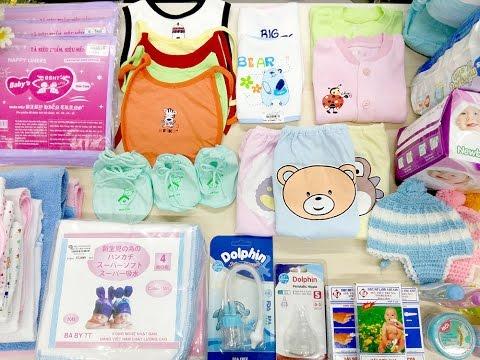Tư vấn tiêu dùng|số 23: Đồ dùng cho trẻ sơ sinh| P2 Cho bé sinh mùa đông (CRTV - 19.11.2015)
