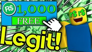 *LEGIT!* HOW TO GET FREE ROBUX 2019! EARN FREE ROBUX FAST!?   ROBLOX   Builderboy TV