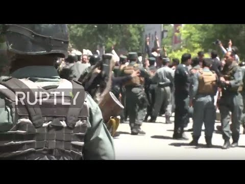 Afghanistan: 7 demonstrators reported killed as clashes erupt at Kabul anti-government protest