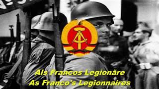 Als Francos Legionäre - As Franco's Legionnaires (East German song)