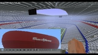 Best Allianz Arena Minecraft