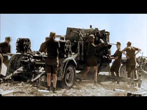 Эрвин Роммель и его Африканский корпус