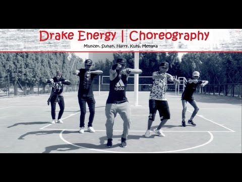 Monster Crew | Drake - Energy | Choreography