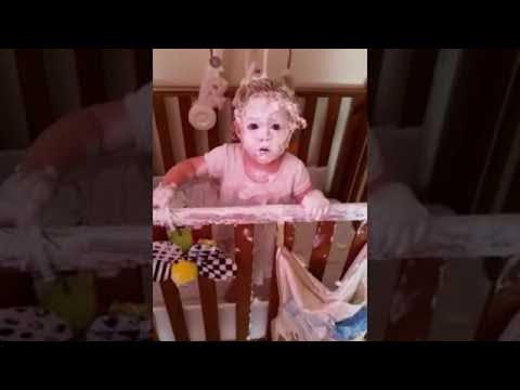 Kids Get Into Trouble Sometimes || ViralHog