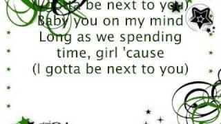 Next to you-Mike Jones lyrics and download