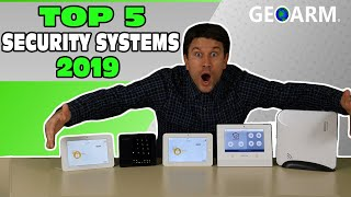 Best Diy Home Security Systems Top 5 Review 2019 Youtube