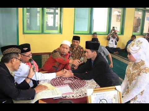 01 : Ijab Qobul & Rangkaian Pernikahan Lik Alif W Dgn Reza NA