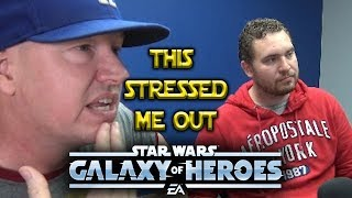 How Much Does Revan Really Cost? I Spent :(  Star Wars: Galaxy Of Heroes
