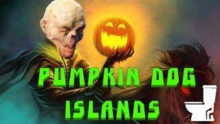 Pumpkin Dog Islands (обзор) !!! Дикий Мрак !!! Кастрированная наркомания