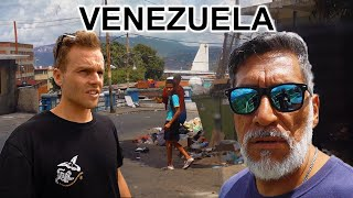VENEZUELA IS FINISHED, TIME TO LEAVE.