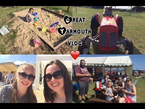 Great Yarmouth Vlog #23 | 6th - 9th August 2015