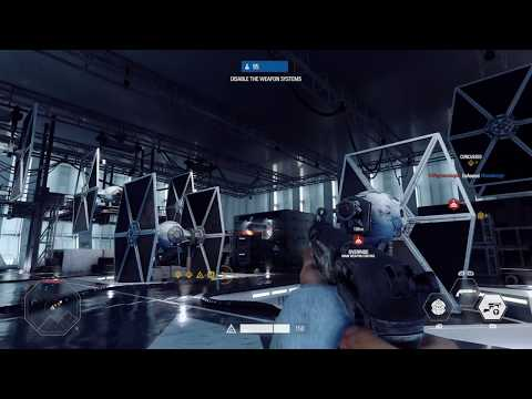 SWBF2 Death Star II Galactic Assault First Place Finish
