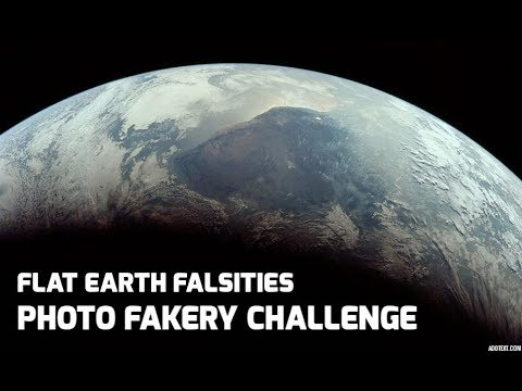 Flat Earth Falsities - Photo Fakery Challenge thumbnail