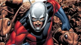 Superhero Origins: Ant Man