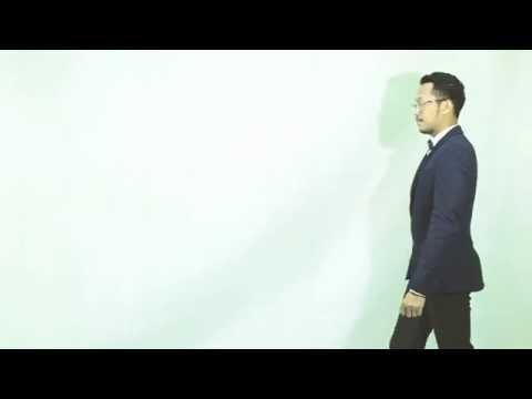 Indonesian Master of Ceremony (MC) Ricky Abraham