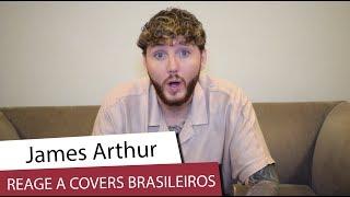 James Arthur diz que versão de 'Naked' de uma fã é melhor que a dele (2018) Video