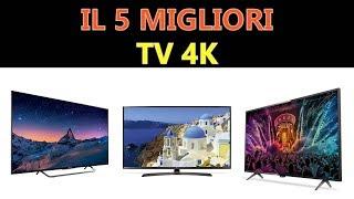 Il Miglior TV 4K 2019