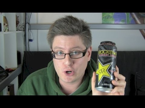 Rockstar Energy Drink Test