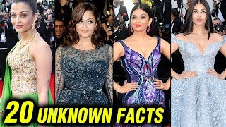 Aishwarya Rai Bachchan 20 UNKNOWN Shocking Facts About Her Cannes Appearances