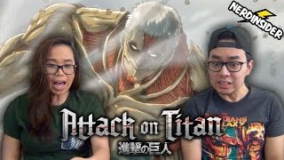 ATTACK ON TITAN 31 Season 2 Episode 6 Warrior REACTION & REVIEW