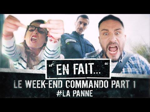 ON est TOMBÉ en PANNE d'essence... (Léa Camilleri - Vincent Scalera - Sébastien Gil) EN FAIT #14