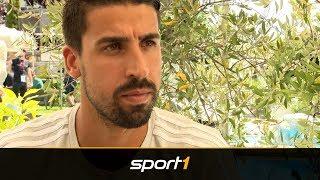 Sami Khedira erfolgreich am Herzen operiert | SPORT1 - DER TAG