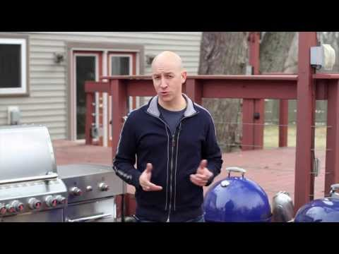 How to Spring Clean Your Weber Grill