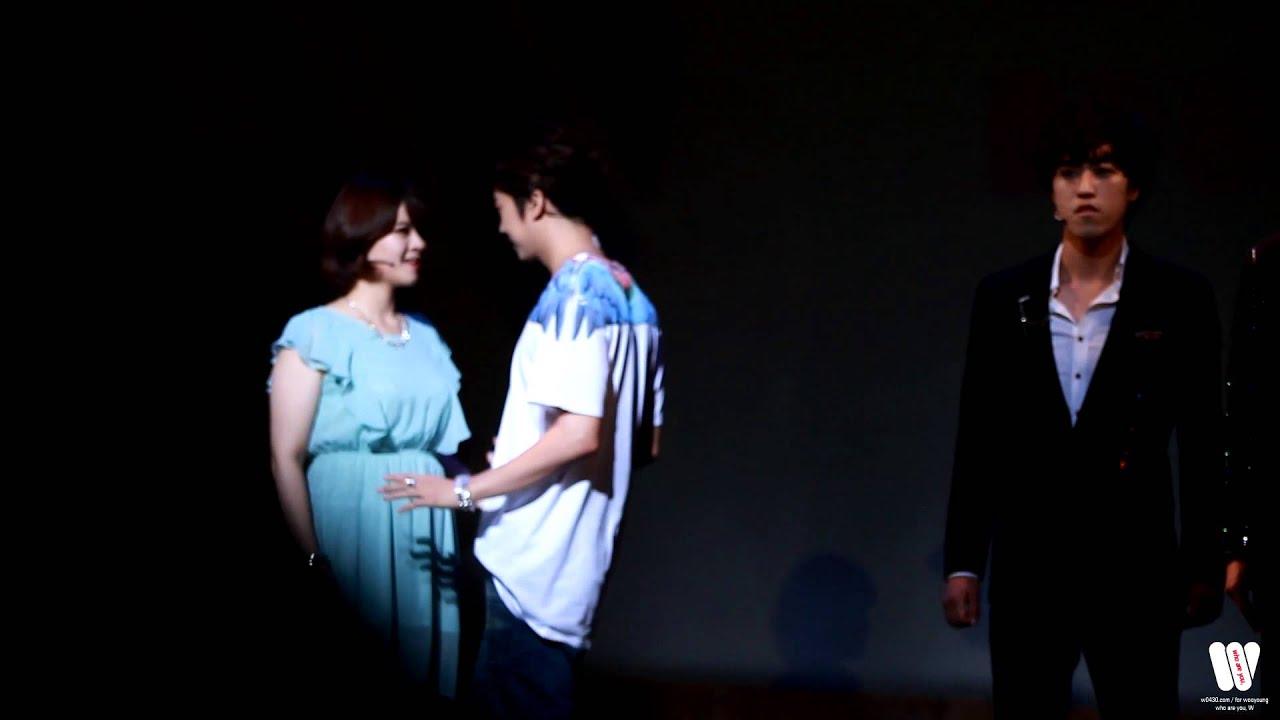 [FANCAM] 20130809 Musical Gala show - LION KING 우영(WOOYOUNG) Full ver.