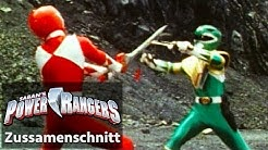 Power Rangers auf Deutsch | Klassische Momente: Mighty Morphin Power Rangers
