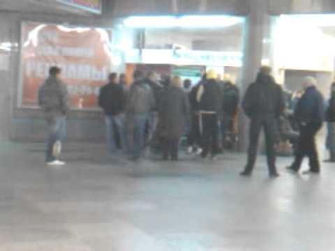 Минск обмен валюты на вокзале.