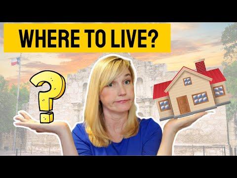Where To Live In San Antonio 2019 (Best Neighborhoods)