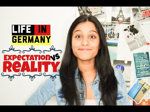 Life In Germany | Expectation vs Reality | Nikita Haupt