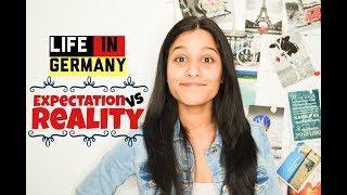 Life In Germany | Expectation vs Reality | Nikita Logs 2018