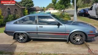 1986 Mitsubishi Cordia