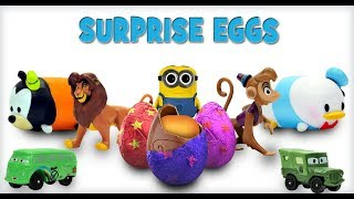 30 Surprise Eggs Toys | Supre Heros and Princes | Mystery Surprise Eggs for Children - 7