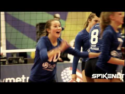 GNY Outside Hitter Anne Fitzpatrick Interview