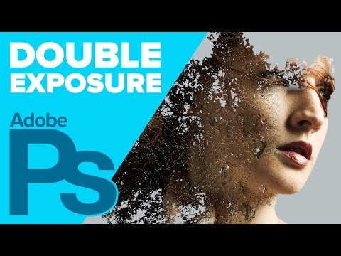 How to Create a Double Exposure in Adobe Photoshop
