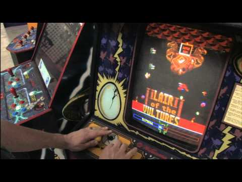 Classic Game Room - JOUST 2: SURVIVAL OF THE FITTEST Arcade Machine Review
