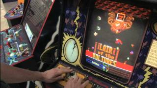 Game | Classic Game Room JOUST 2 SURVIVAL OF THE FITTEST arcade machine review | Classic Game Room JOUST 2 SURVIVAL OF THE FITTEST arcade machine review