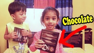 Bangla Funny Baby Chocolate Eating | baby chocolate video | Toppa