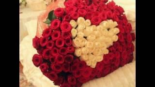 Большие букеты роз(, 2017-01-26T17:41:40.000Z)