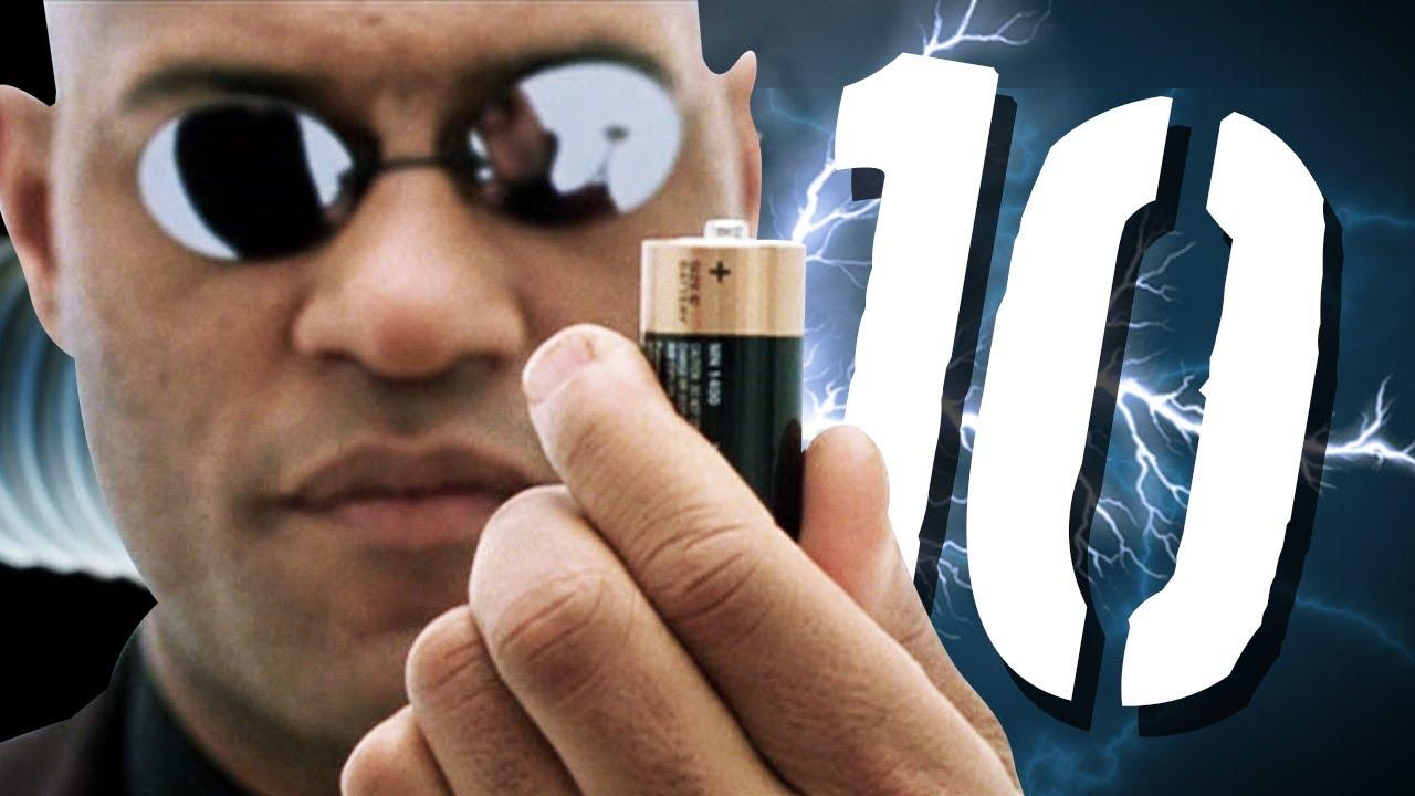 10 najdziwniejszych źródeł energii [TOPOWA DYCHA]